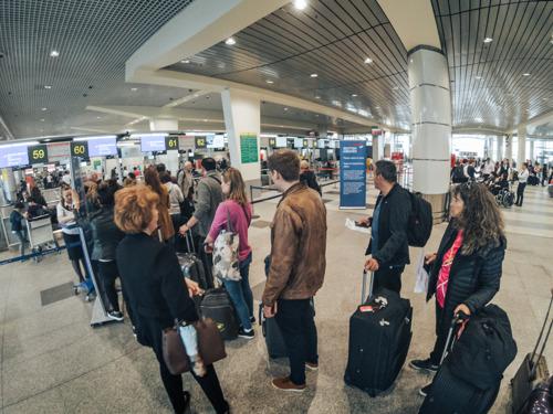 Aviasales назвал самые загруженные дни в аэропортах Москвы