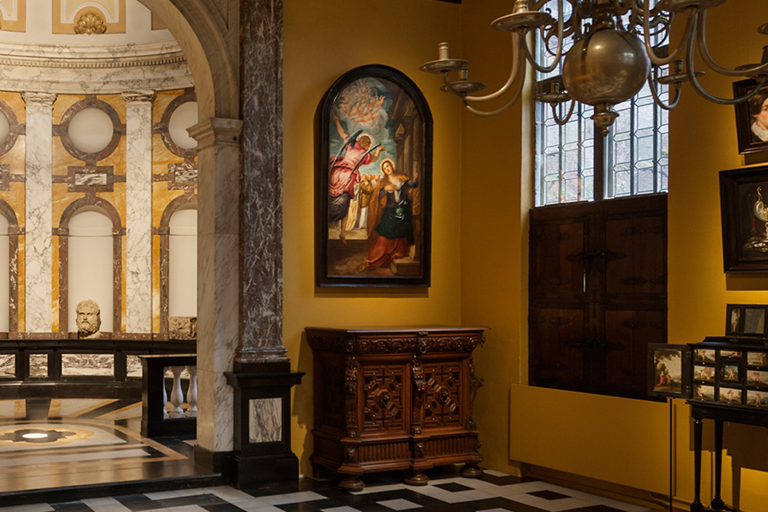 Rubens House presents David Bowie's Tintoretto