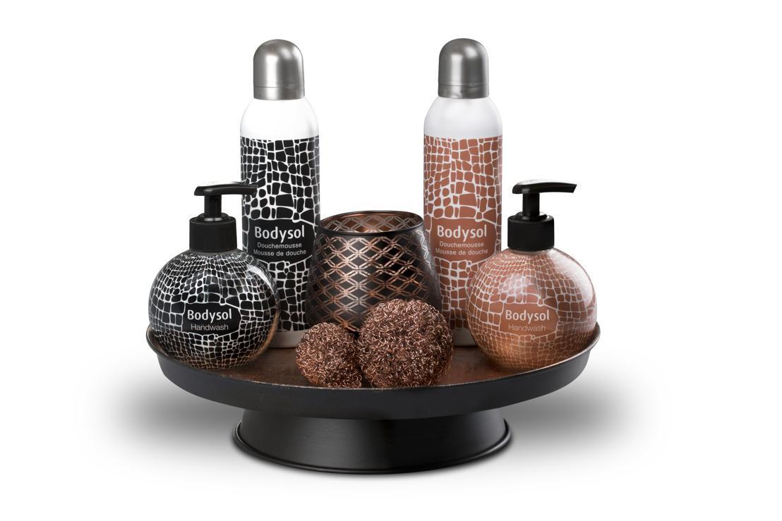 Pimp je badkamer met de nieuwe Bodysol Croco collectie