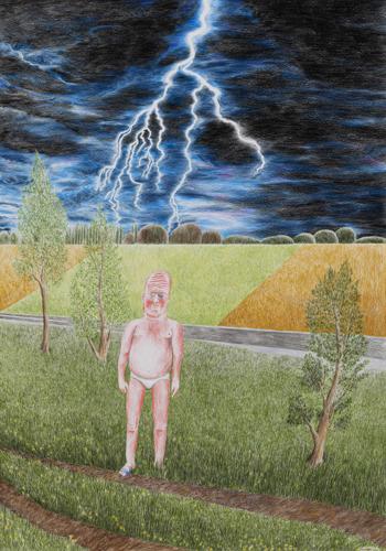 Dennis Tyfus bij Tim Van Laere Gallery
