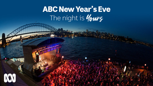 ABC New Year's Eve 2018...The Night is Yours.