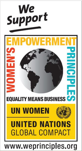 THE BIG 5 TO SUPPORT THE WOMEN'S EMPOWERMENT PRINCIPLES IN 2019