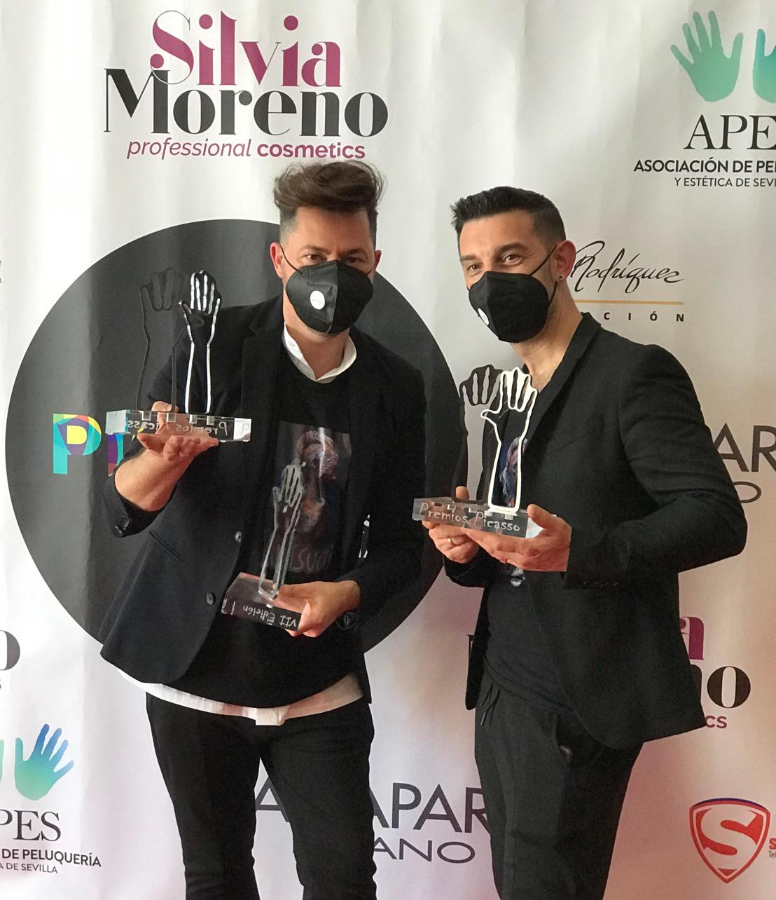 Juanmy Medialdea, Peluquero Andaluz del Año en los Premios Picasso, el éxito después de una tormenta creativa y emocional