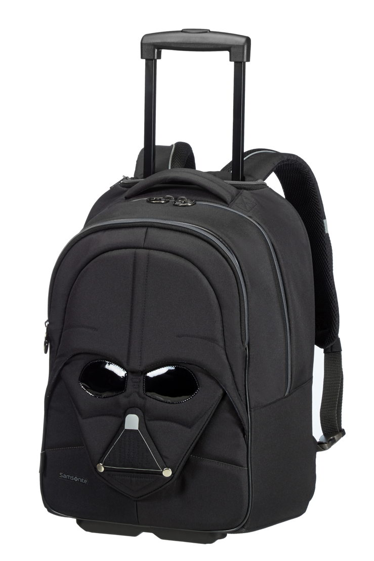 Star Wars Iconic Wheeled Backpack 119 €