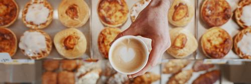 Grâce à son nouveau menu qualitatif de boissons chaudes et au café, Panos met en plein dans le mille : « Au bout de quatre mois, nous obtenons déjà une croissance de notre chiffre de 22% dans cette catégorie de produits »