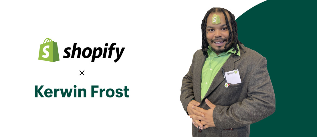 Getting Down to Business: Shopify and Kerwin Frost Inspire Young Creatives to Pursue Entrepreneurship