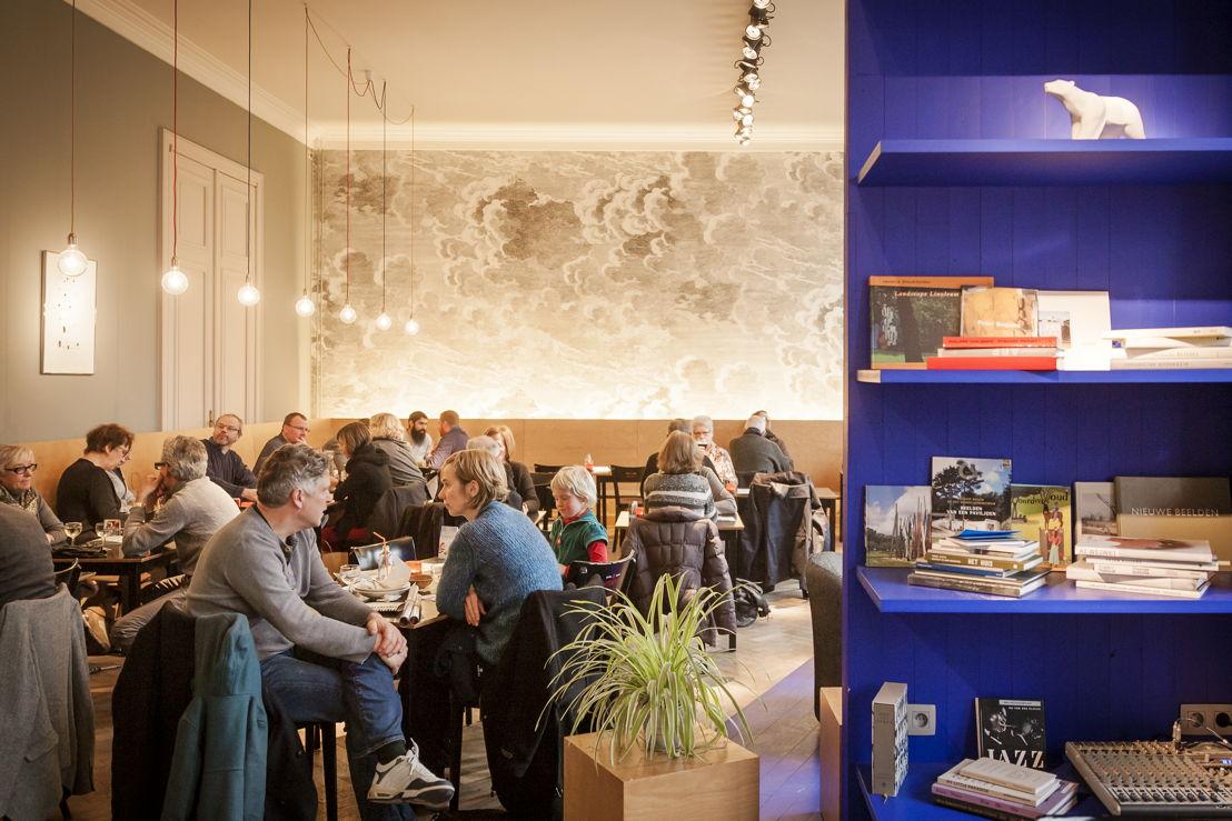 Museum Cafe MIKA - (c) Joris Casaer