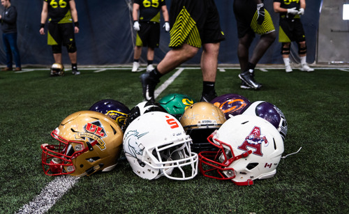 CANADIAN FOOTBALL LEAGUE TO HOST EUROPEAN PLAYER DRAFT ON APRIL 11