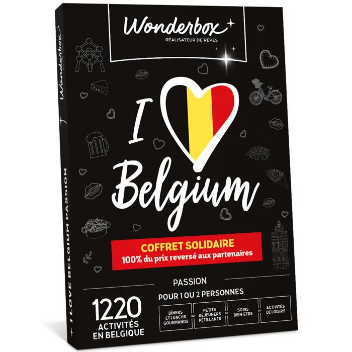 Preview: Wonderbox rembourse à 100% ses partenaires belges !
