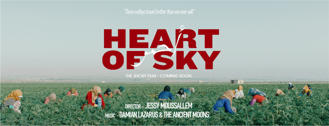 DAMIAN LAZARUS & THE ANCIENT MOONS PRESENT 'HEART OF SKY'