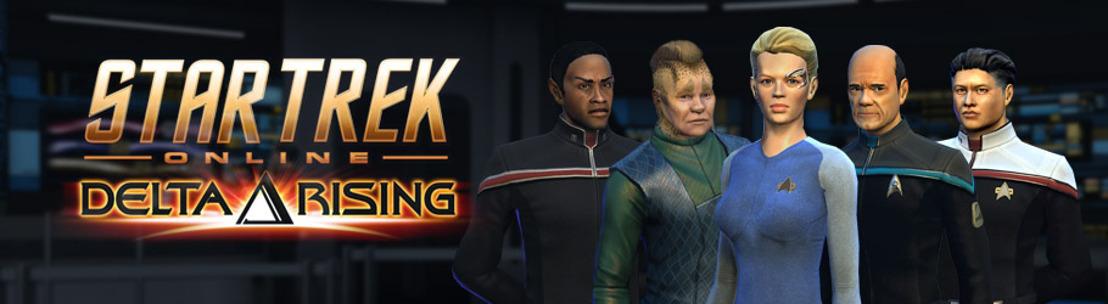 Die Crew von Star Trek: Voyager kommt zu Star Trek Online