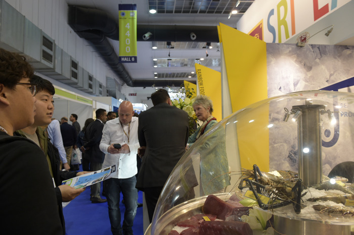 Save the Date: Seafood Expo Global/Seafood Processing Global