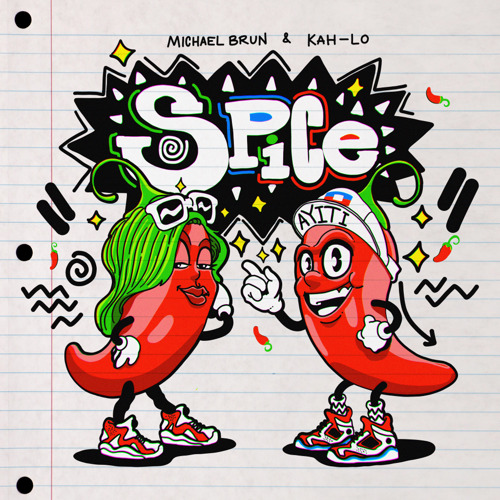 Michael Brun teams up with Kah-Lo on Infectious New Single 'Spice'