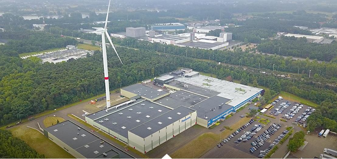 Las dos primeras fábricas Cero Emisiones de CO2* de Panasonic están en Bélgica y Japón
