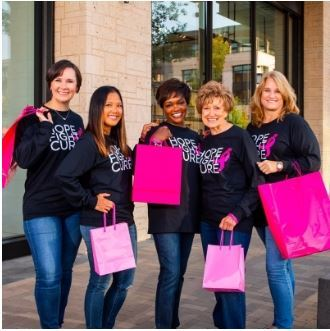 Atlanta-area Simon Centers team up with Susan G. Komen® to fight breast cancer during National Breast Cancer Awareness Month
