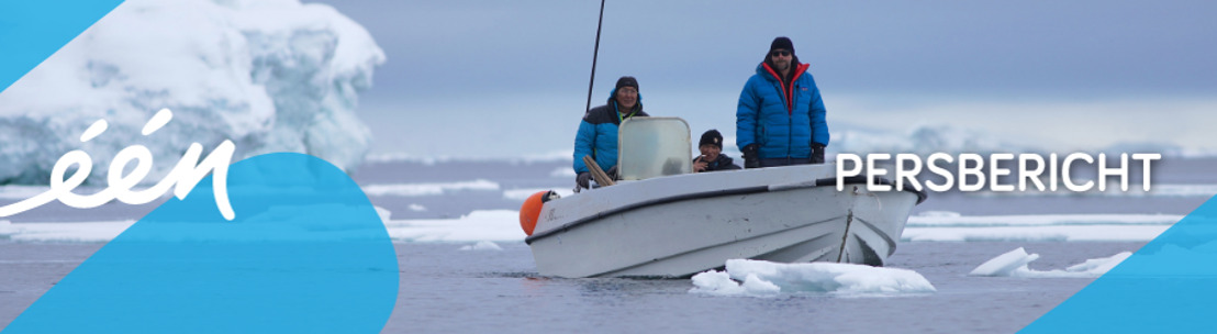 Tom Waes op glad ijs in Groenland