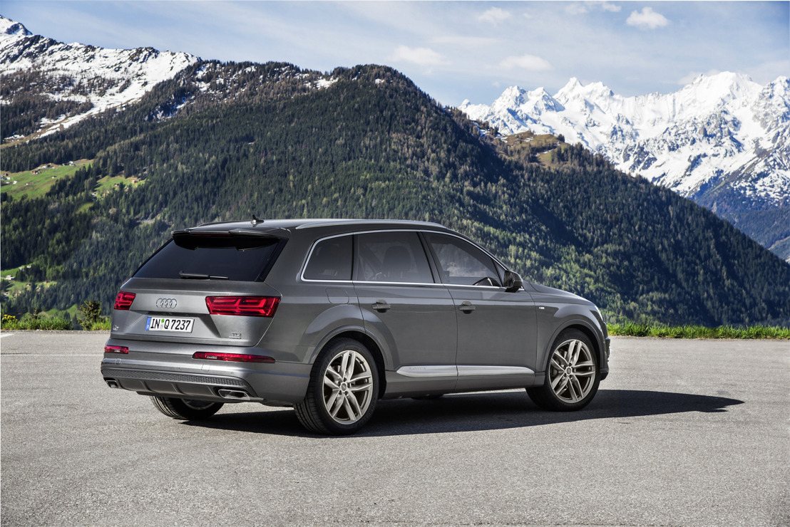 Audi starts the new year with sales record