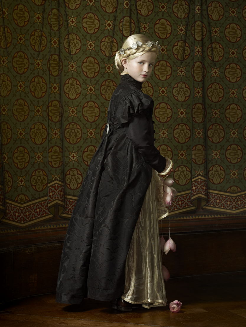 Erwin Olaf, Exquisite Corpses, Interpretation of Johanna, Daughter of Count of Egmont, 2012, Commissioned by Gaasbeek Castle