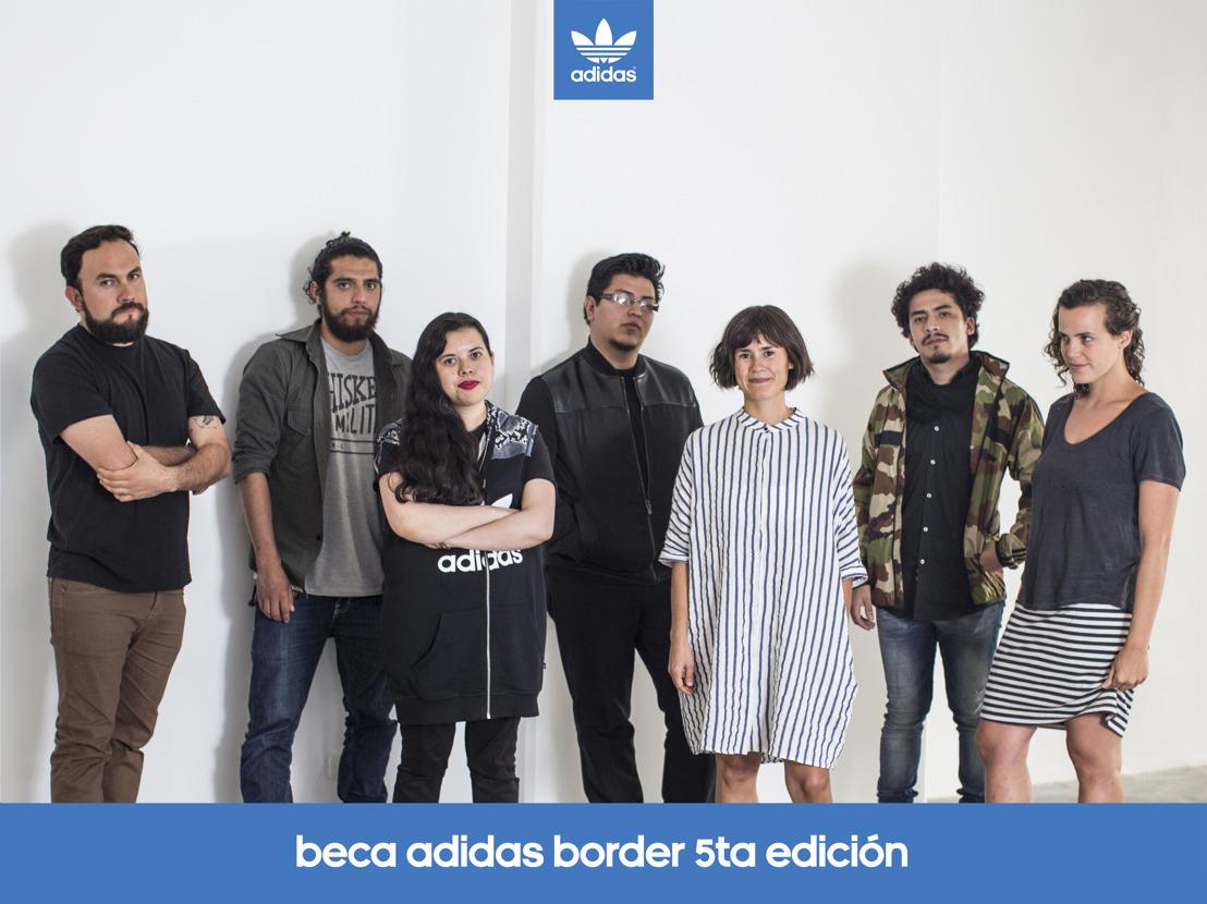 adidas Originals anuncia a los ganadores de la Beca adidas Border 5a. edición
