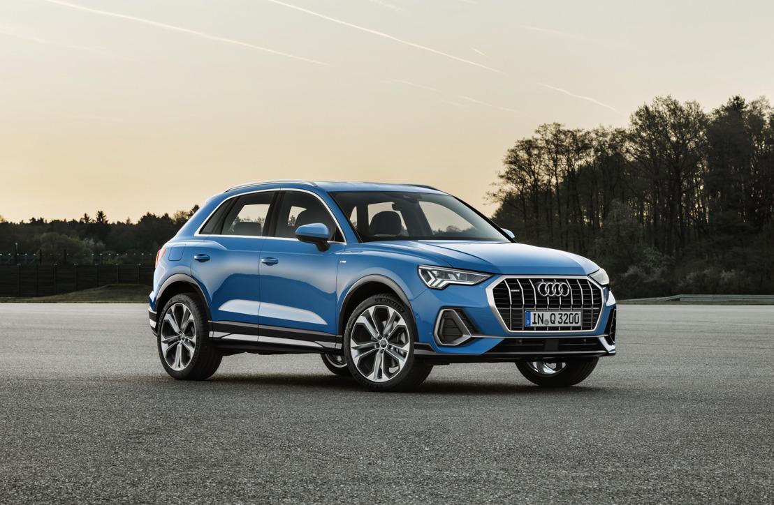 Un modèle à succès doté de nouveaux atouts : l'Audi Q3 entre dans sa seconde génération