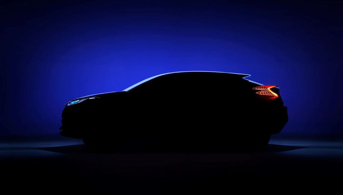 Toyota stelt nieuw cross-overconcept voor op het autosalon van Parijs