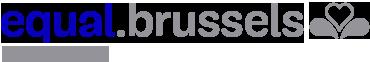EQUAL.BRUSSELS – GEWESTELIJKE OVERHEIDSDIENST BRUSSEL press room Logo