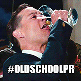 7 things you'll remember if you're an #oldschoolpr pro