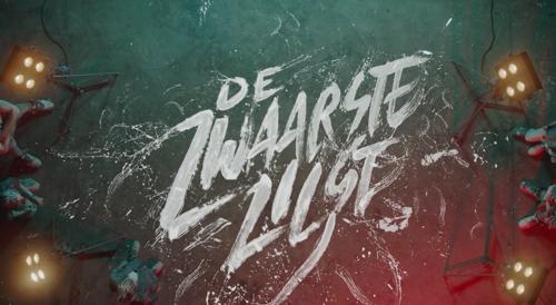 Studio Brussel en DDB headbangen logo van De Zwaarste Lijst