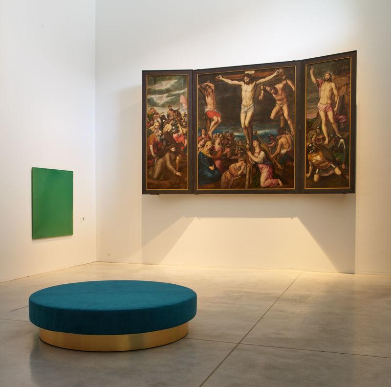 """""""La puissance des images"""" au M-Museum Leuven, photo (c) Dirk Pauwels"""