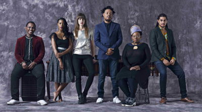 The Standard Bank Young Artist's for 2017