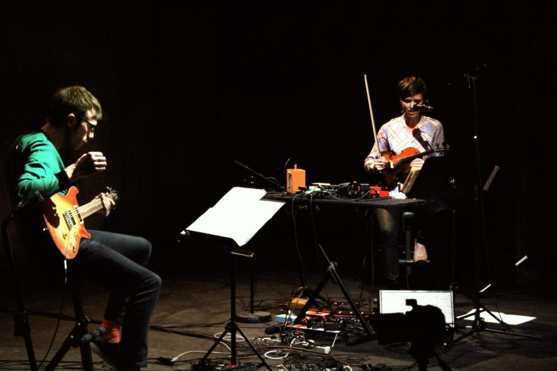 Ictus/Liesa Van der Aa & Tom Pauwels - American Lament - 25 > 26/02 - (c) Vincent Estève