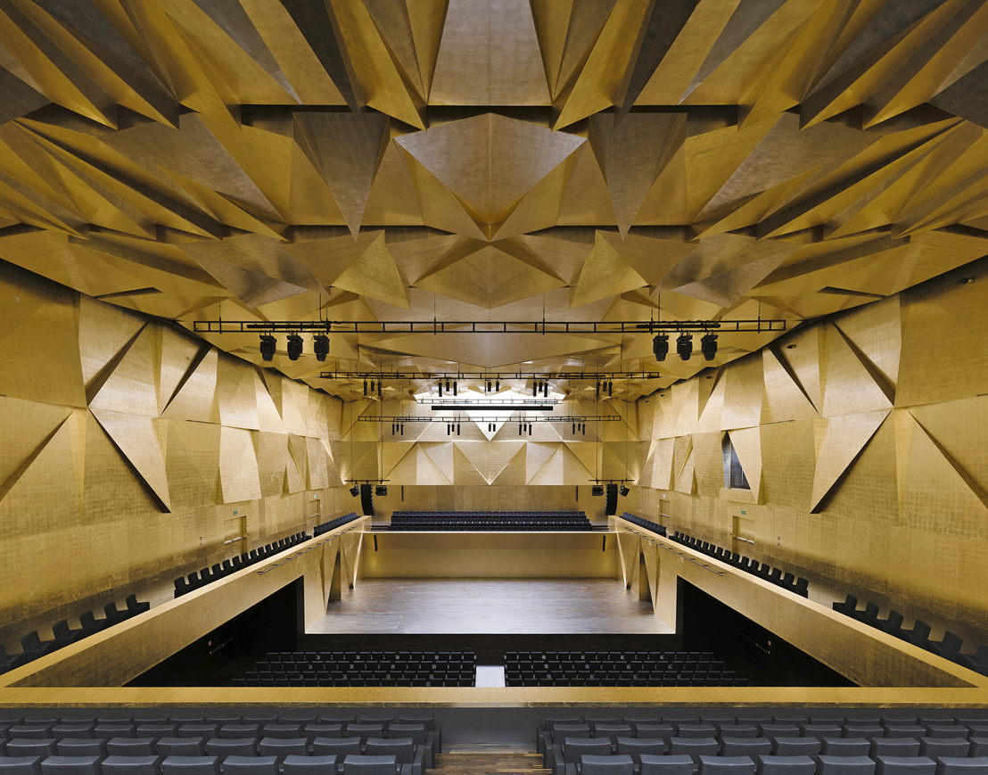 Philharmonic Hall, Szczecin, Polen - Arch Barozzi-Veiga (c) Simon Mendes