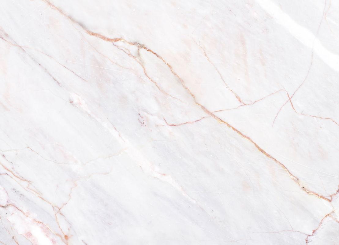 Pale | Pink Marble Effect Vinyl Flooring