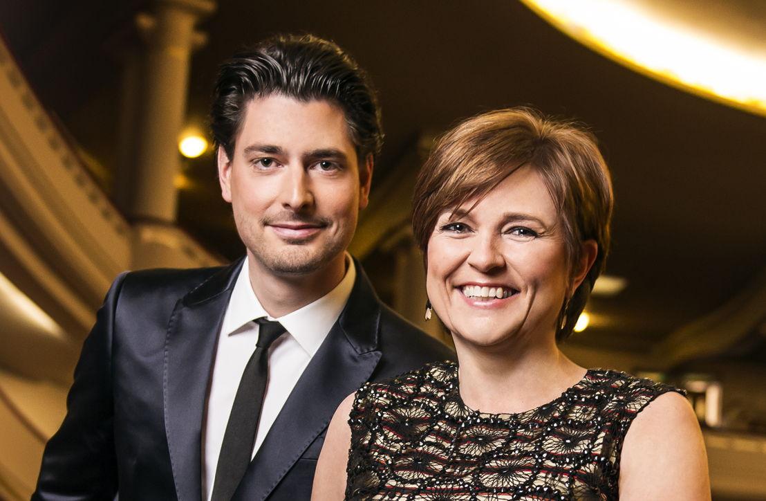 Vincent Verelst en Katelijne Boon - (c) Joost Joossen