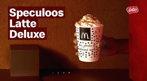 McDonald's lance deux nouveaux Latte pour se réchauffer