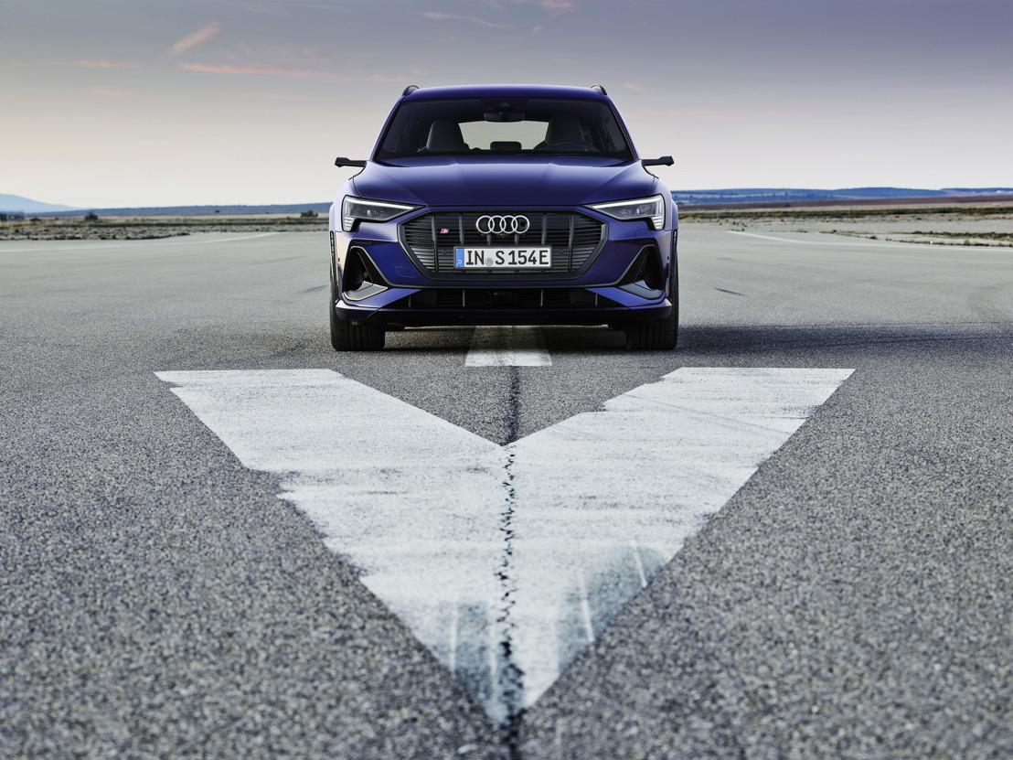 Audi sluit 2020 af met het meest succesvolle kwartaal in de geschiedenis van het bedrijf