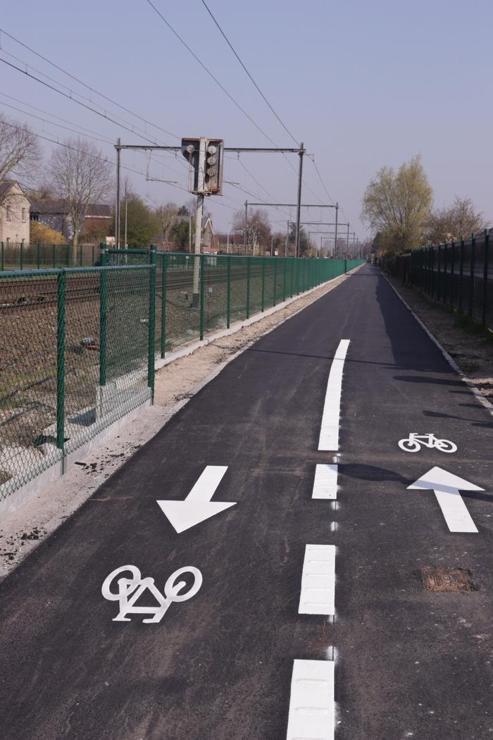 Provincie en gemeente realiseren samen fietssnelweg F7 in De Pinte