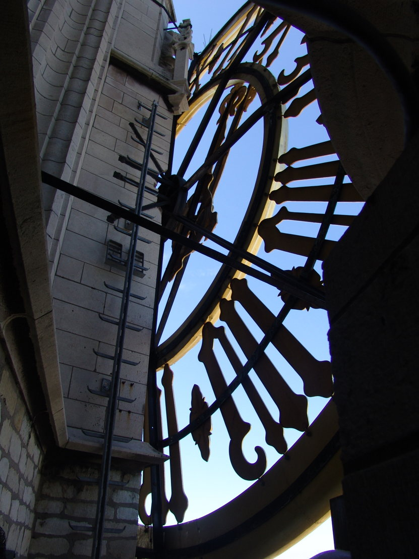 Zicht vanuit de toren. Foto: Victoriano Moreno