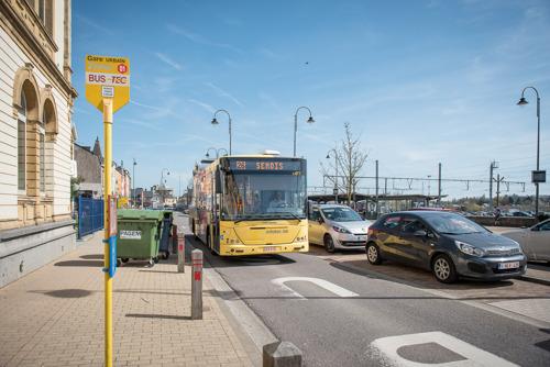 Modification de la ligne 26 (Service urbain d'Arlon) depuis le 1er janvier 2017
