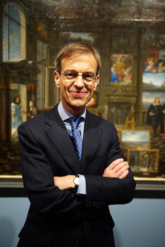 Directeur Ben Van Beneden@Sven van Baarle