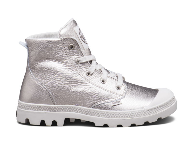 Palladium_women Pampa Hi Metallic L - 84.95