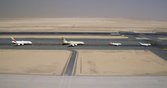 UAE Carriers announce aircraft formation to celebrate 47th National Day and Year of Zayed