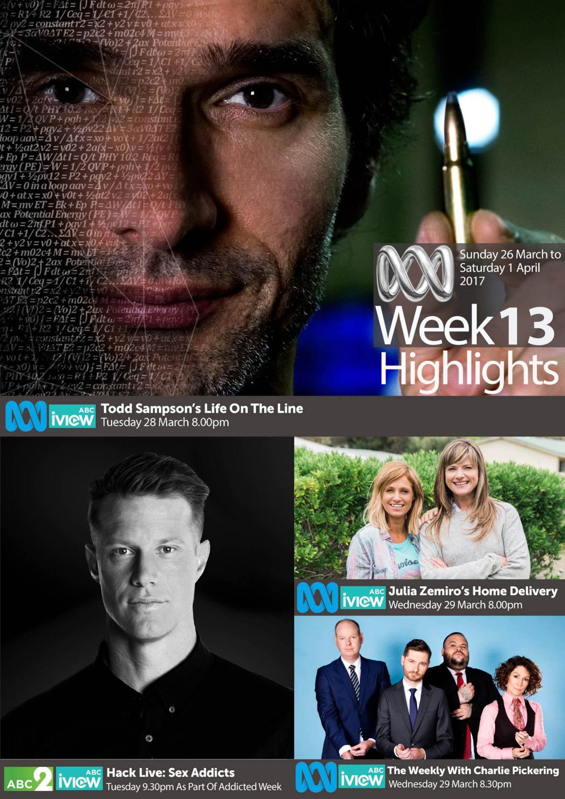 ABC Program Highlights - Week 13