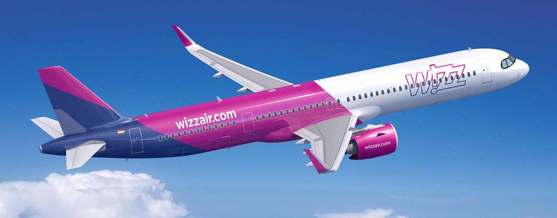 WIZZ AIR GAAT 20 AIRBUS A321XLR's BESTELLEN