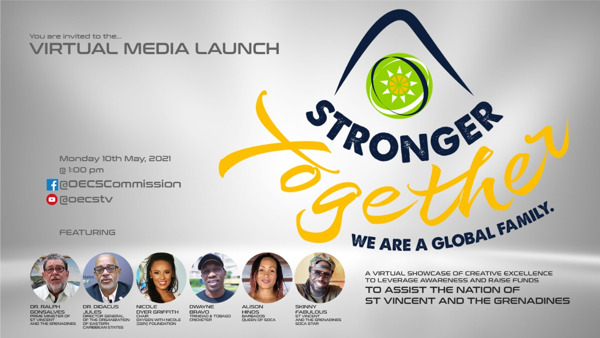 Preview: STRONGER TOGETHER... WE ARE A GLOBAL FAMILY