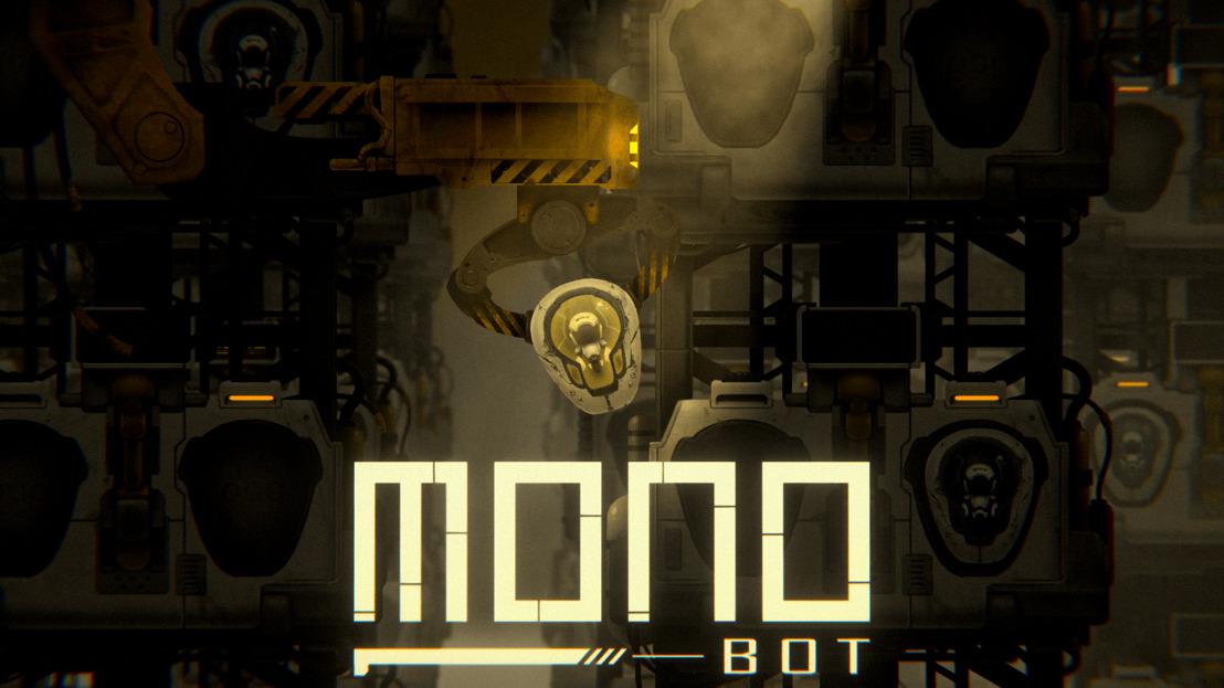 Discover the dystopian mechanoid world of Monobot on Steam, June 18th