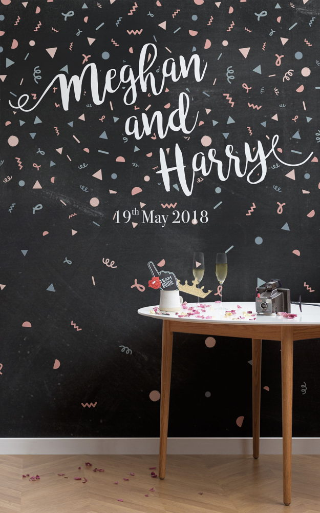 Preview: It's Wedding Season! These Interactive Bridal Backdrops Bring The Fun Back To Reception Festivities