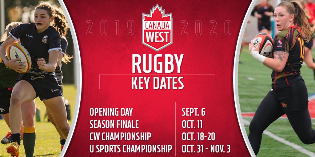 RUGBY: 15s season begins Sept. 6