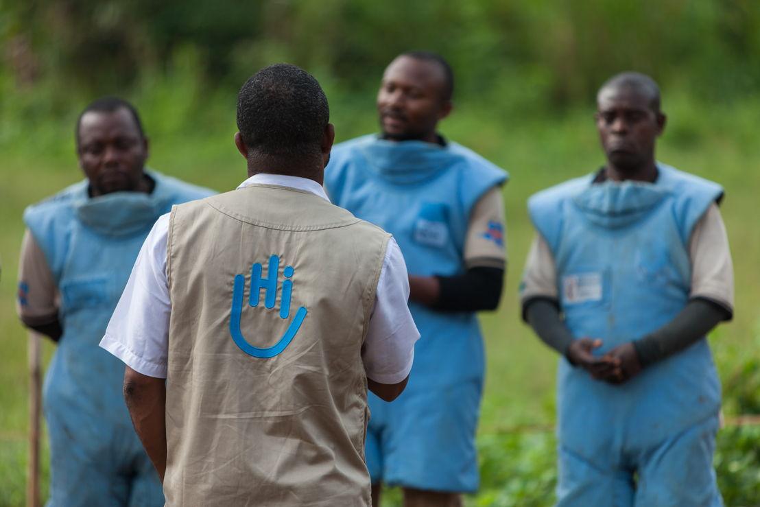 RD Congo © Brice Blondel/HI