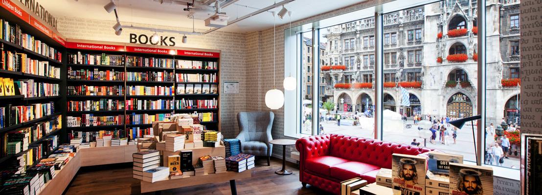 Ein Ort zum Wohlfühlen und zum Lesen: Der neue Hugendubel am Münchner Marienplatz
